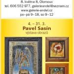 Pavel Sasín - pozvánka