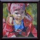 Silvie Forsyth - 35x35 cm