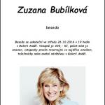 Zuzana Bubilkova 26.10.2016