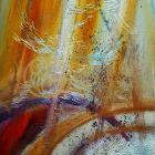 Andrea Ehret - 50x100 cm