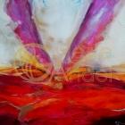 Andrea Ehret - 110x100 cm