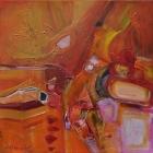 Andrea Ehret - 50x50 cm