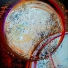 Andrea Ehret - 60x60 cm