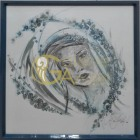 Eva Jurcikova - 54x54 cm