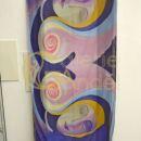 Hedvábný šátek 5