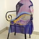 Hedvábný šátek 4