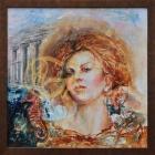 Světlana Žalmánková - 54x54 cm