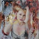 Svetlana Zalmankova - 70x 90 cm