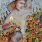 Svetlana Zalmankova - 70x90 cm