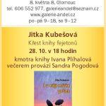 1 Jitka Kubešová - Kdy, kde, co