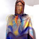 Hedvábný šátek 1